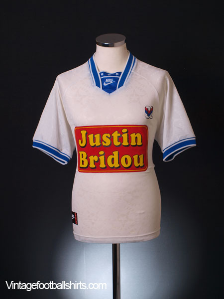 1995-96 Lyon Home Shirt M