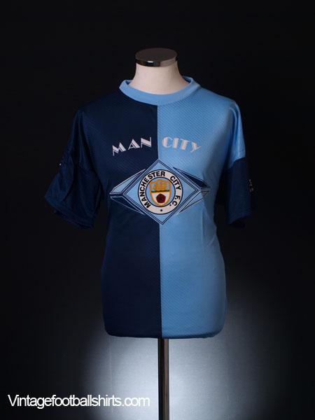 1994-95 Manchester City Training Shirt *BNIB* M