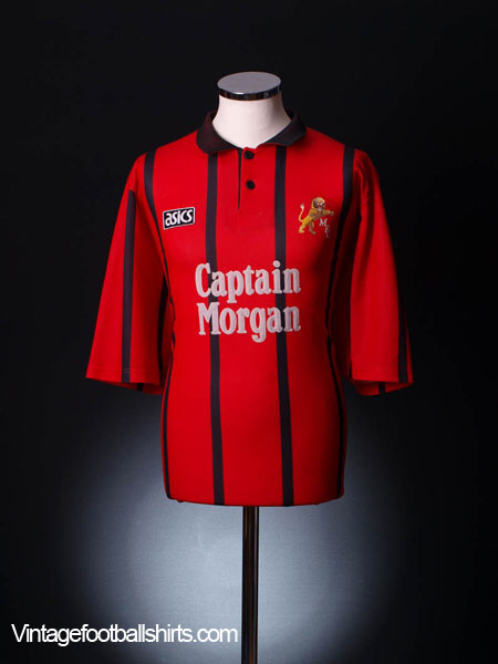 1994-95 Millwall Away Shirt L