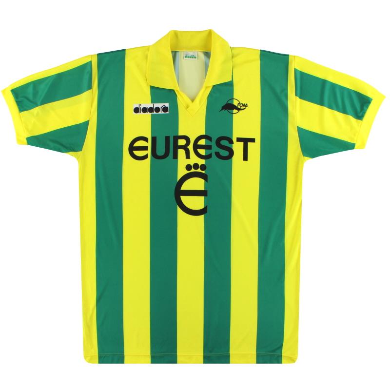 1994-95 Nantes Diadora Home Shirt *Mint* XL - 636853