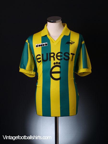 1994-95 Nantes Home Shirt XL