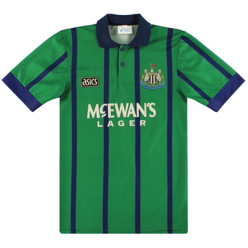 1994-95 Newcastle Asics Third Shirt S