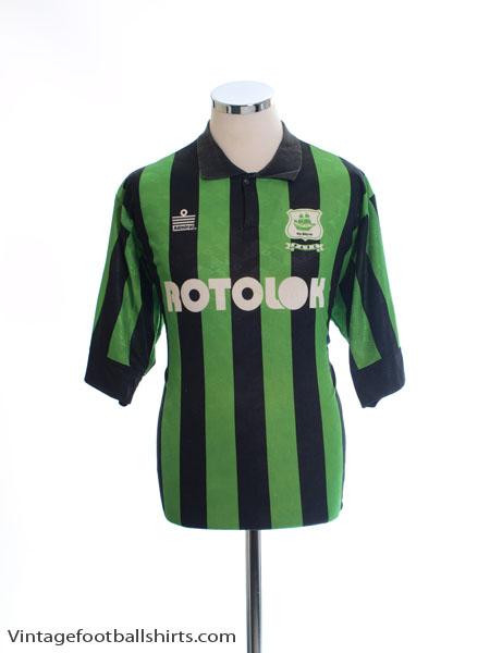 1994-95 Plymouth Home Shirt L