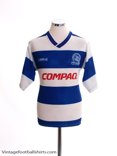 1994-95 QPR Home Shirt S