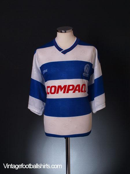 1994-95 QPR Home Shirt XXL