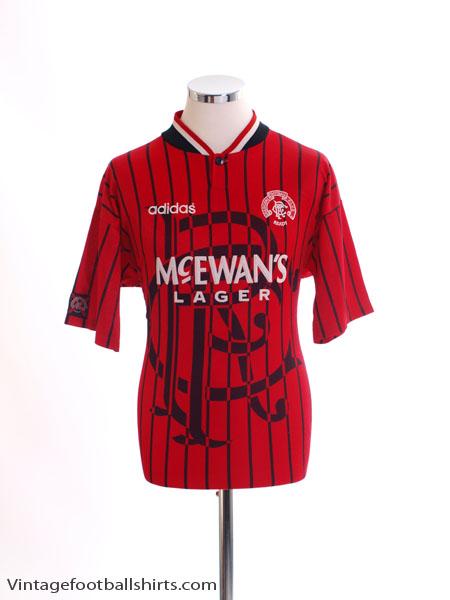 1994-95 Rangers Away Shirt M