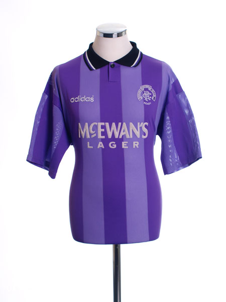 1994-95 Rangers European Shirt L