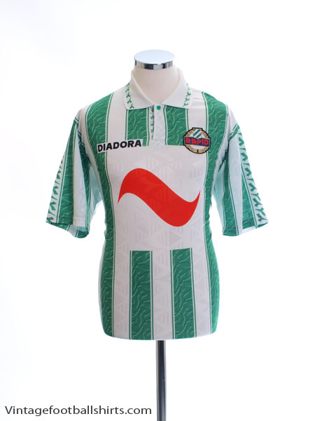 1994-95 Rapid Vienna Home Shirt L
