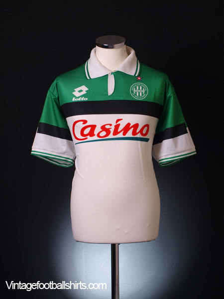 1994-95 Saint Etienne Away Shirt XL