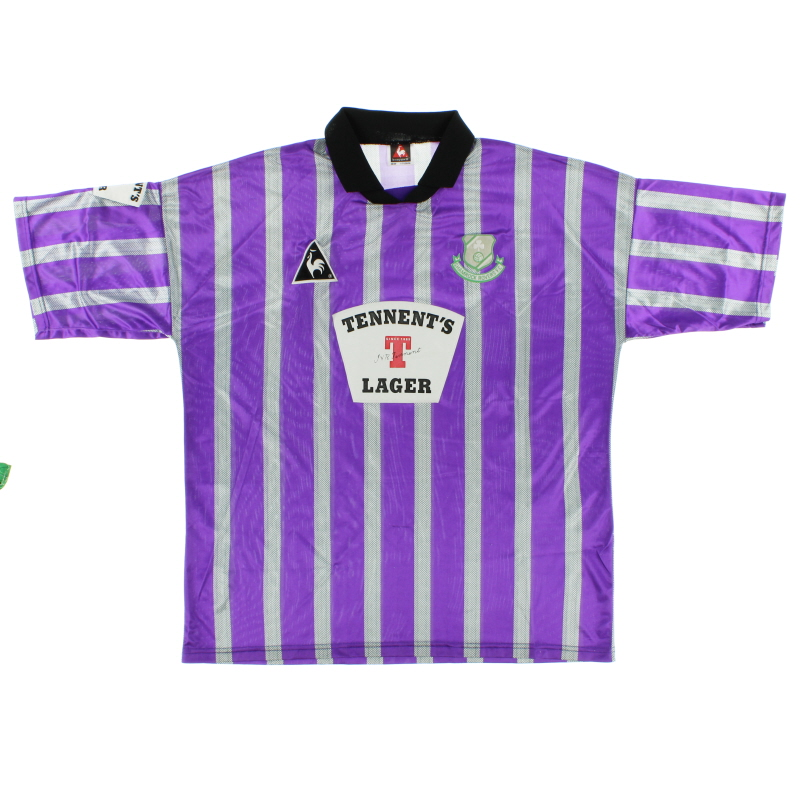 1994-95 Shamrock Rovers Away Shirt XL
