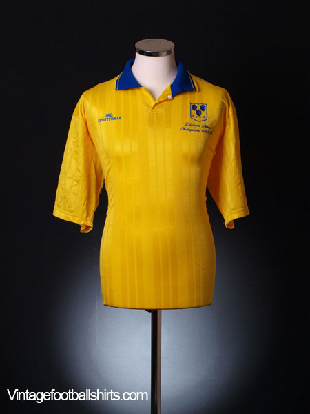 1994-95 Shrewsbury Third Shirt M