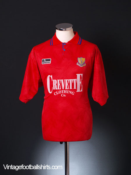 1994-95 Southend Away Shirt M