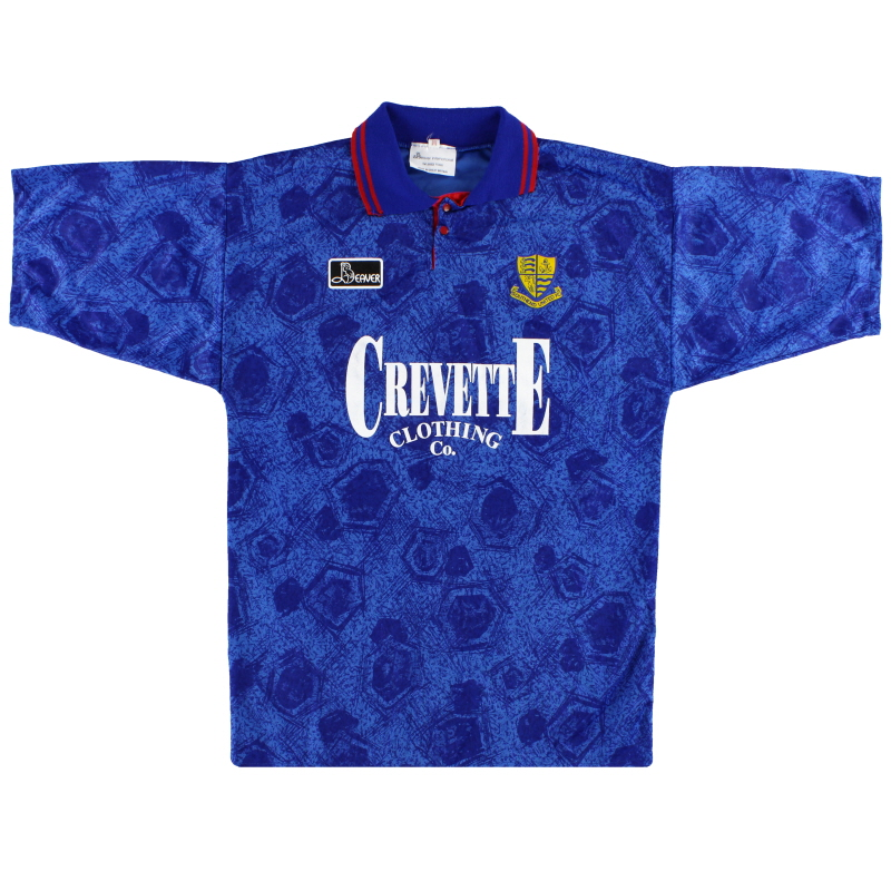 1994-95 Southend Home Shirt *Mint* M