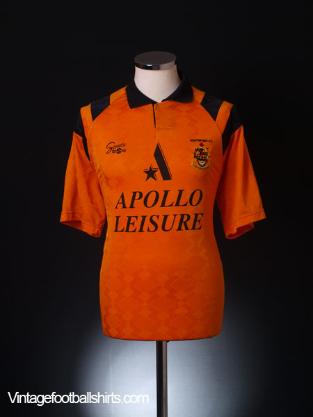 1994-95 Southport Home Shirt L