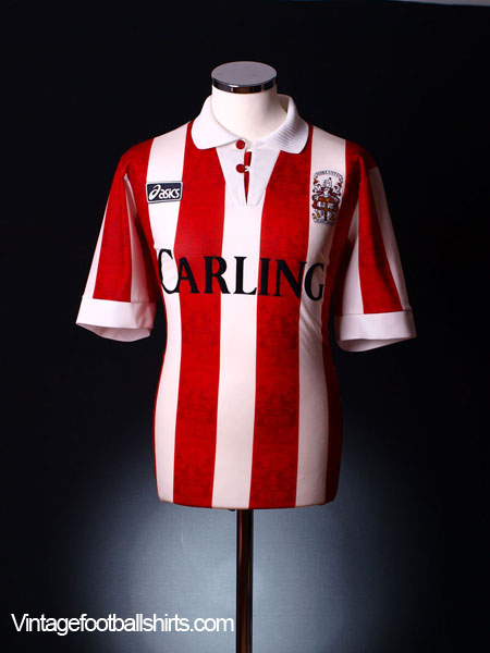 1994-95 Stoke City Home Shirt XL