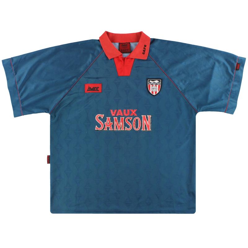 1994-95 Sunderland Avec Away Shirt XL