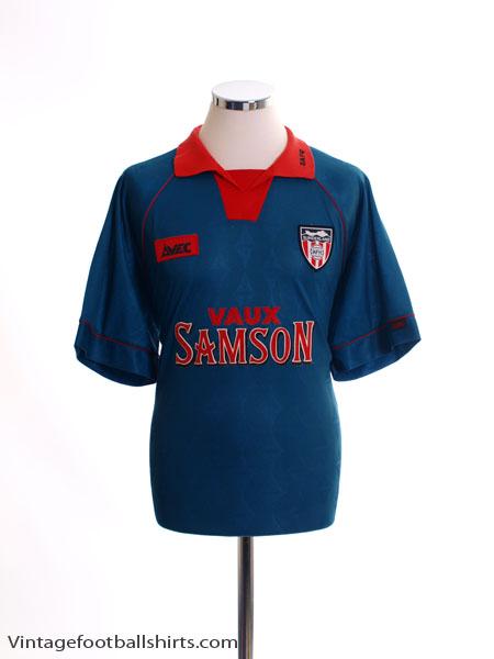1994-95 Sunderland Away Shirt M