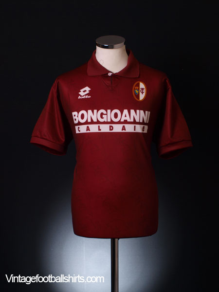 1994-95 Torino Home Shirt *Mint* XL
