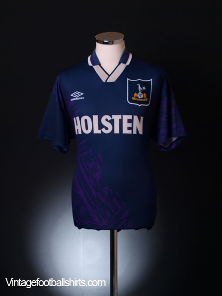 1994-95 Tottenham Away Shirt L