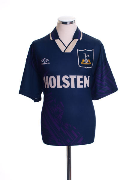 1994-95 Tottenham Away Shirt XXL