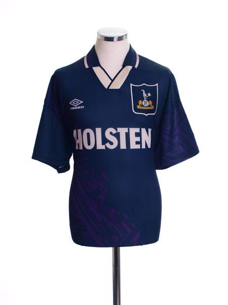 1994-95 Tottenham Away Shirt Y
