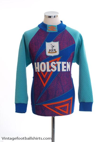 1994-95 Tottenham Goalkeeper Shirt Y