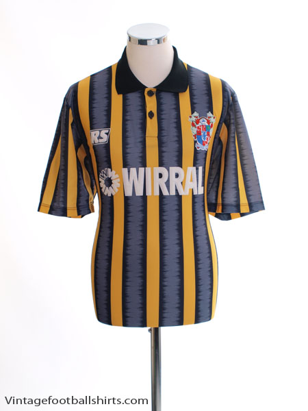 1994-95 Tranmere Rovers Third Shirt *Mint* M