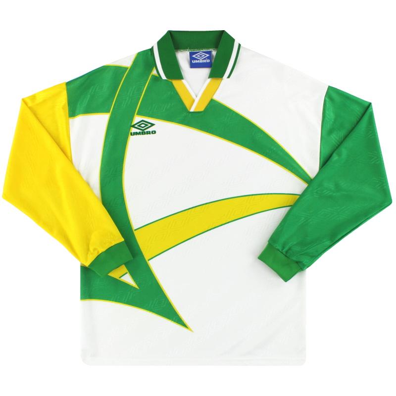 1994-95 Umbro Template Shirt *BNIB* M