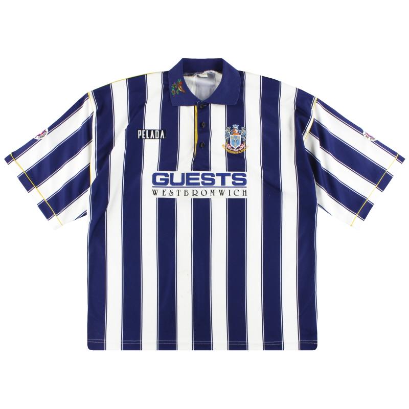 1994-95 West Brom Home Shirt XXXL