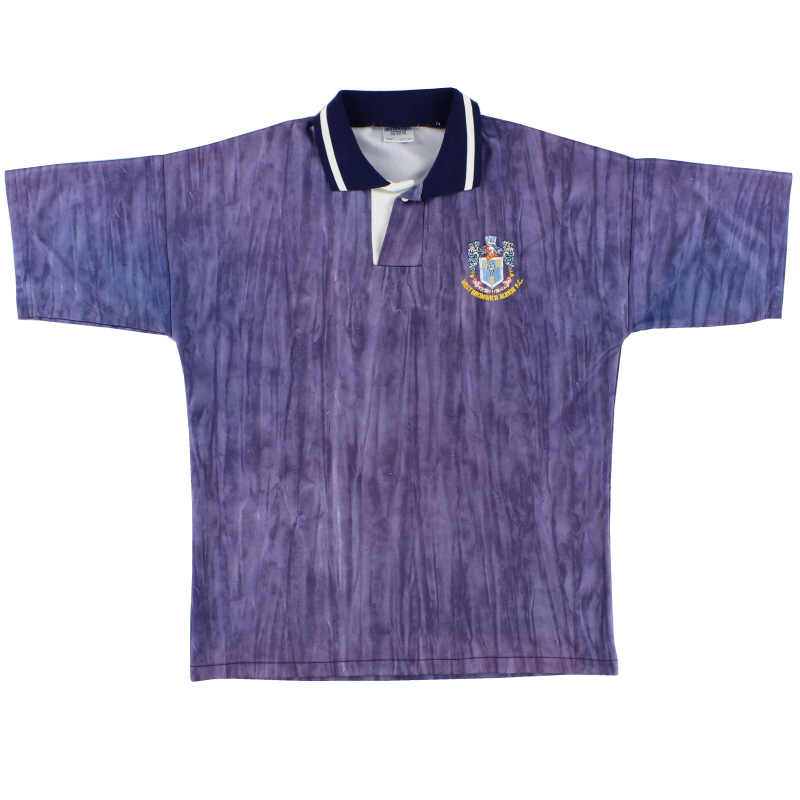 1994-95 West Brom Matchwinner Training Shirt L