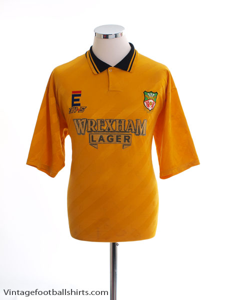 1994-95 Wrexham Away Shirt L