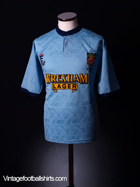 1994-95 Wrexham 'Welsh Cup Winners' Third Shirt XL