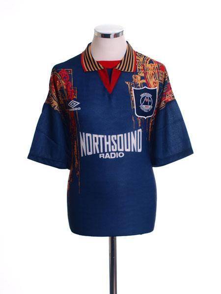 1994-96 Aberdeen Away Shirt M