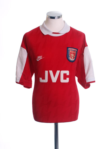 1994-96 Arsenal Home Shirt M.Boys