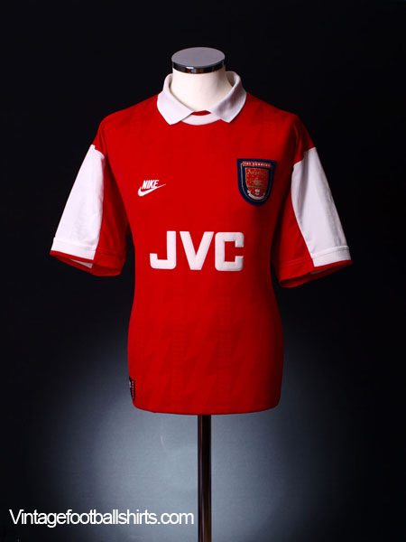1994-96 Arsenal Home Shirt XL