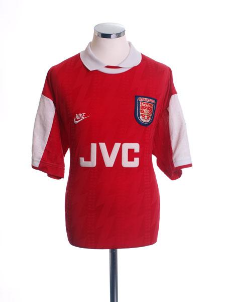 1994-96 Arsenal Home Shirt M.Boys