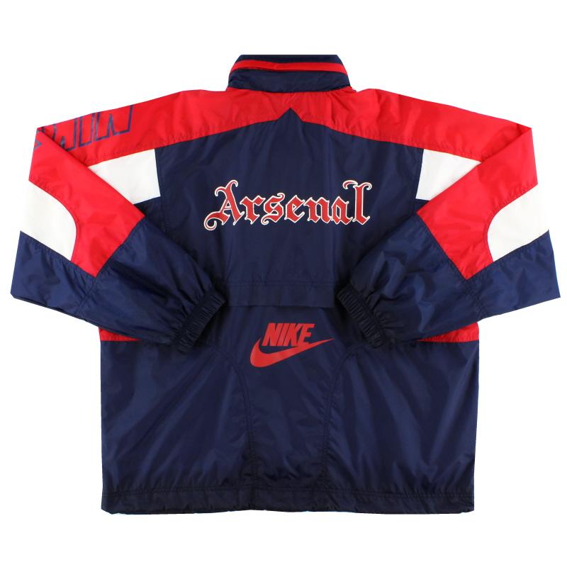 Nike Team issued Uconn Rain Jacket size large.( Excellent