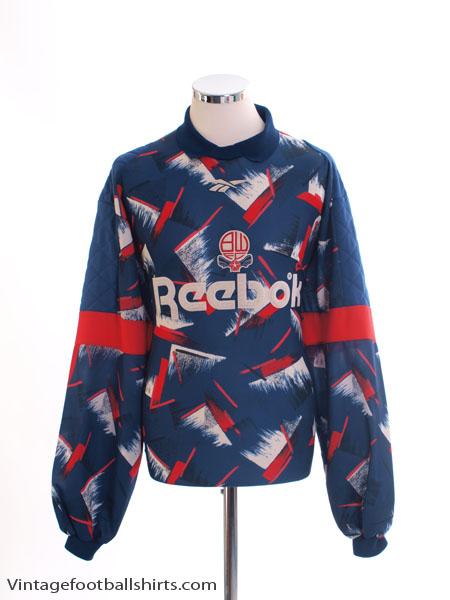 1994-96 Bolton Goalkeeper Shirt XL