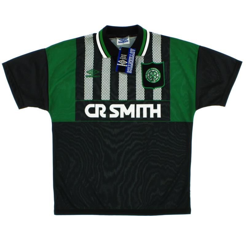 1994-96 Celtic Away Shirt *w/tags* L