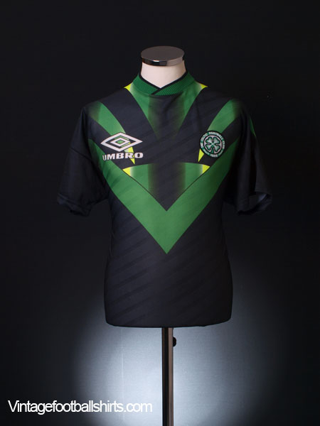 1994-96 Celtic Training Shirt Y