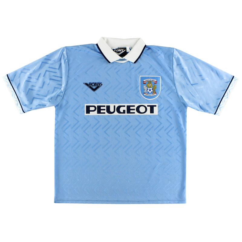 1994-96 Coventry Home Shirt #8 XL