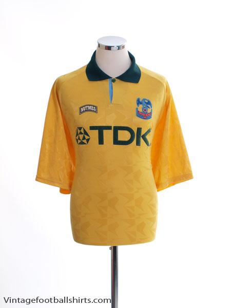 1994-96 Crystal Palace Away Shirt M