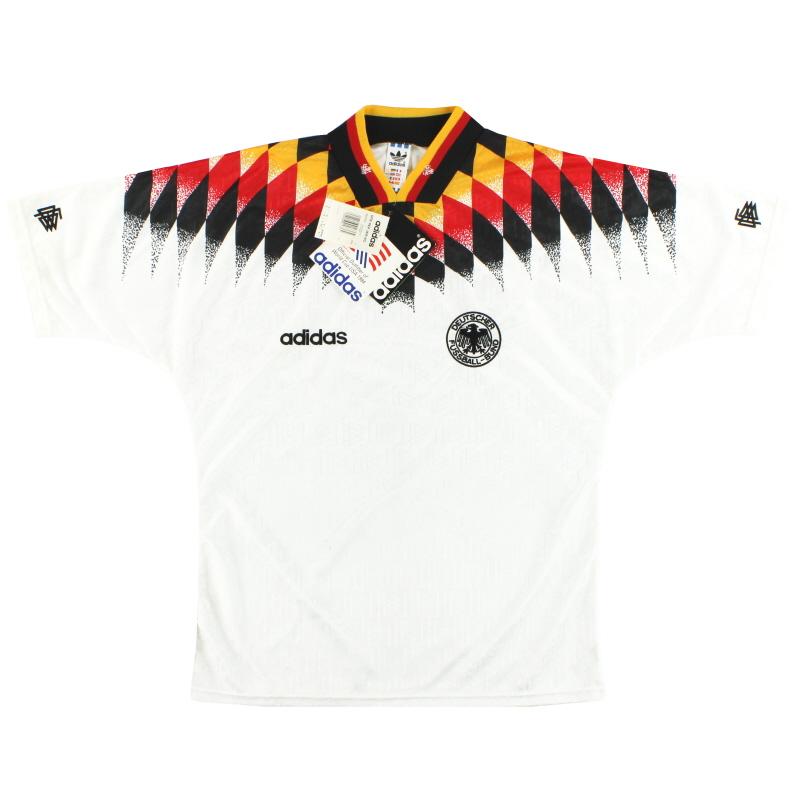 1994-96 Germany adidas Home Shirt *w/tags* L - 062953