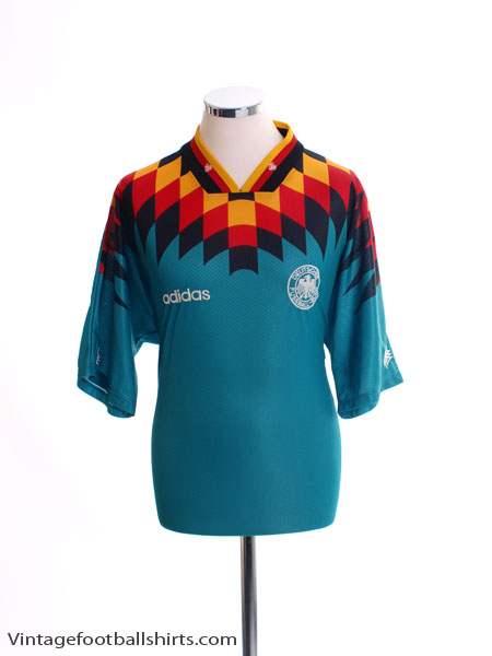 1994-96 Germany Away Shirt L