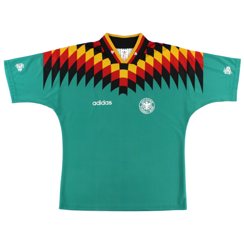 1994-96 Germany Away Shirt XS