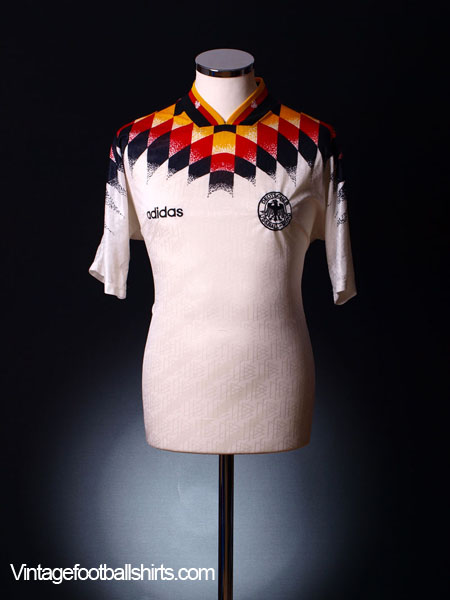 1994-96 Germany Home Shirt *Mint* S