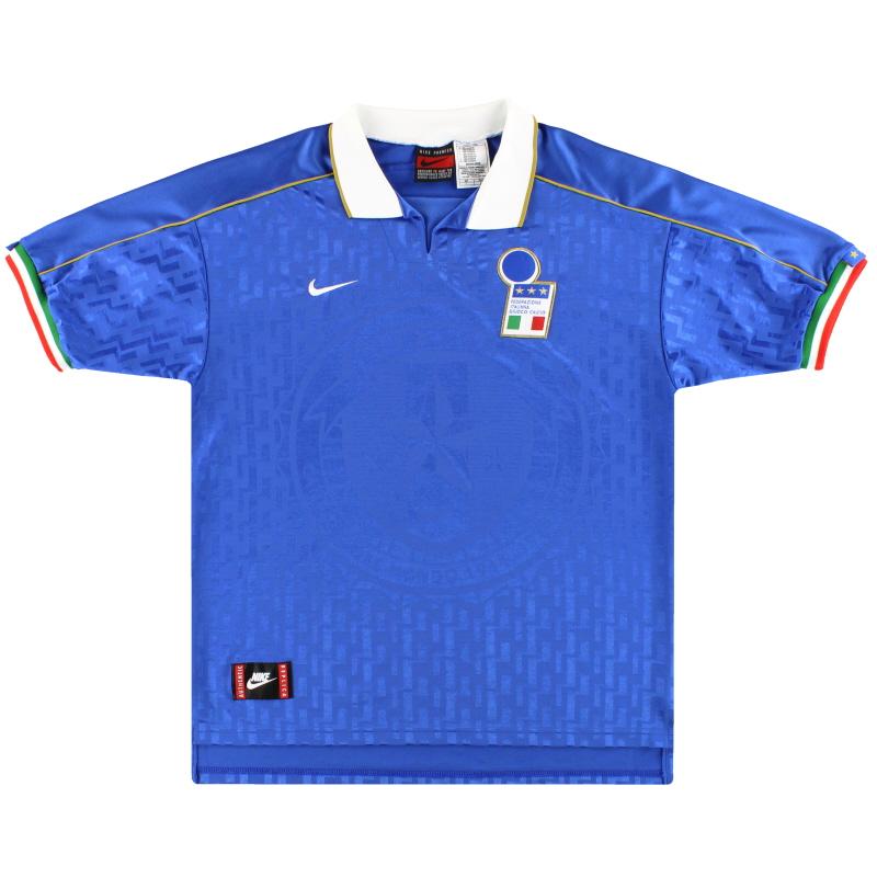 1994-96 Italy Nike Home Shirt L