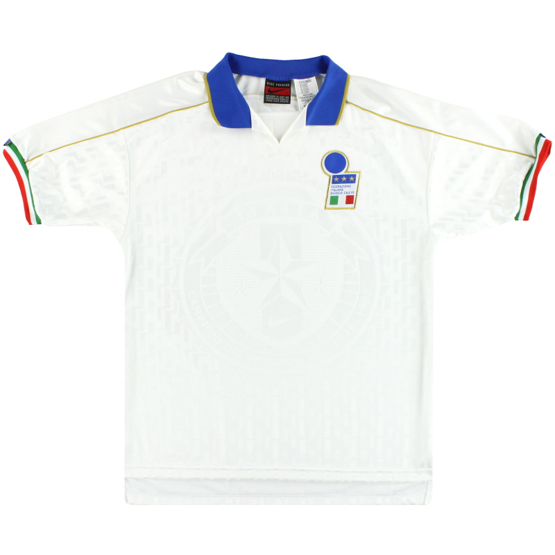 1994-96 Italy Nike Player Issue Away Shirt *Mint* L