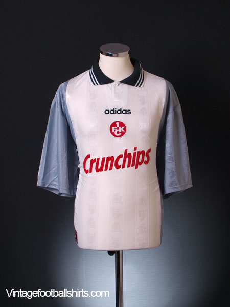 1994-96 Kaiserslautern Away Shirt *BNWT* XL