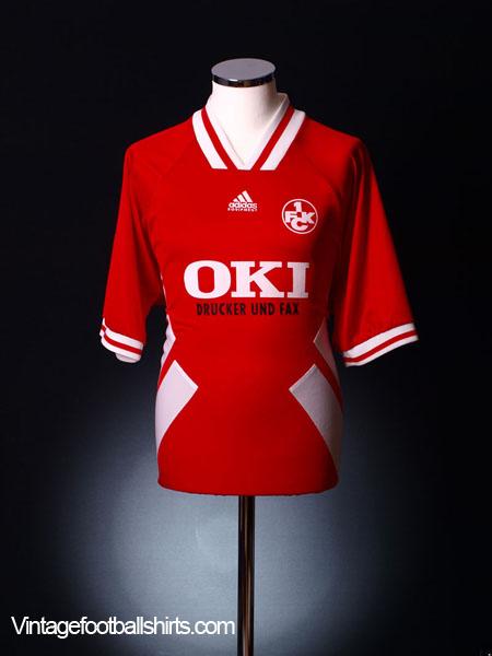 1994-96 Kaiserslautern Home Shirt S